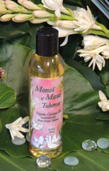 98.5% Organic Monoi Oil 6.4 Oz.