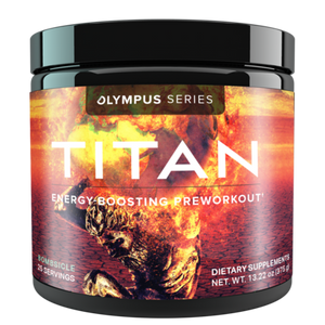 Chaos And Pain Titan Pre Workout Review