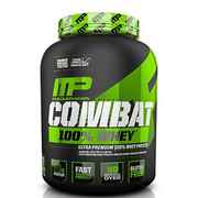 Supps Is Life Combat Whey Protein Powder Supplement