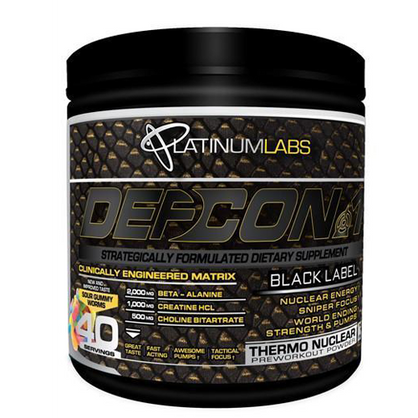 Defcon 1 Black Label