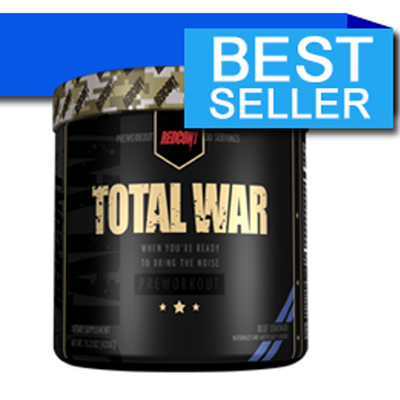 Supps Is life Redcon1 Total War Pre Workout Supplement