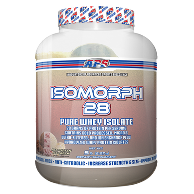 APS Nutrition Isomorph 28 Whey Protein WPI Supplement | Supps Is Life
