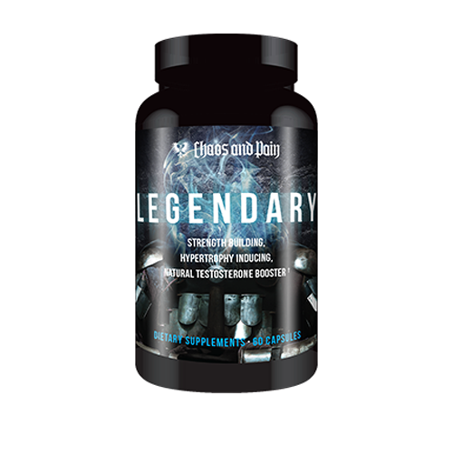Legendary - Supps Is Life - 1