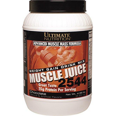 Muscle Juice - Supps Is Life - 1