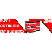 Optiburn Twin Pack