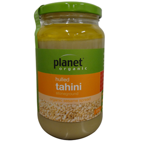 Planet Organic Hulled Tahini - Supps Is Life