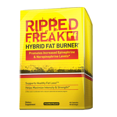 Buy Pharma Freak Ripped Freak Fat Loss Supplement | Supps Is Life