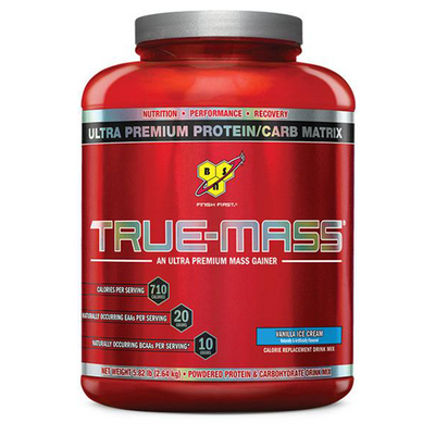True Mass - Supps Is Life | Big Brands, Discount Prices|