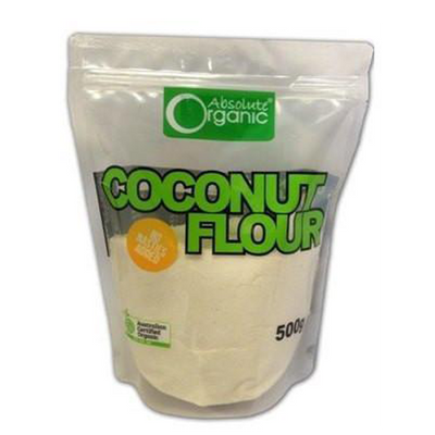 Absolute Organic Coconut Flour 500g - Supps Is Life | Big Brands, Discount Prices|