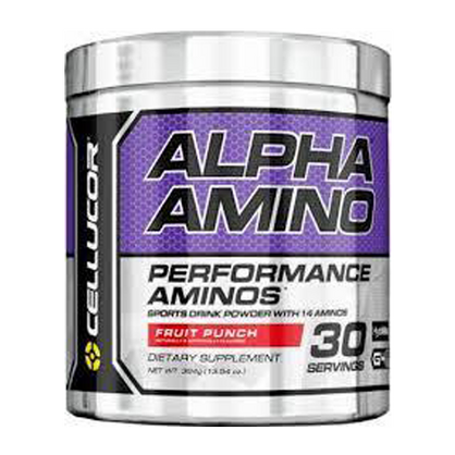 Alpha Amino Gen 4 - Supps Is Life - 1