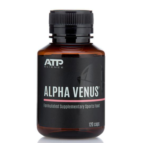 Alpha Venus - Supps Is Life