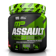 MusclePharm Assault Energy Pre Workout Supplement | Supps Is Life
