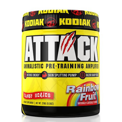 Attack - Supps Is Life | Big Brands, Discount Prices|
