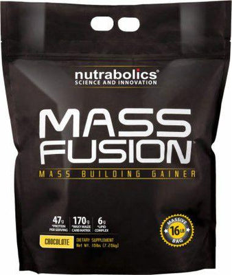Nutrabolics Mass Fusion 7.2kg Gainer