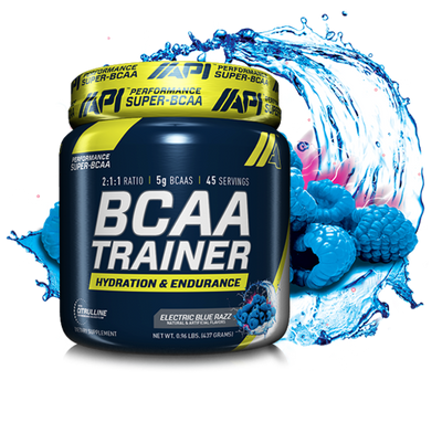 API BCAA Trainer 45 Serves