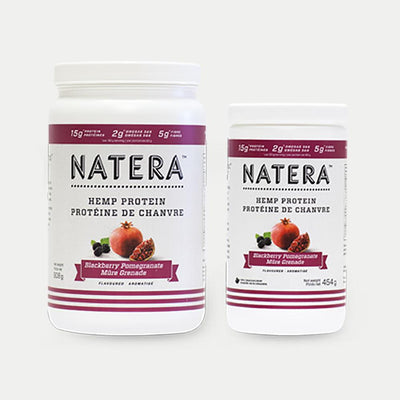 Natera Hemp Protein Powder