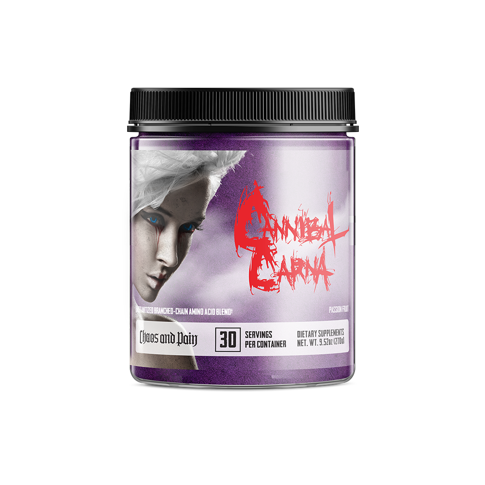 Chaos and Pain Cannibal Carna BCAA