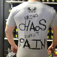 Chaos Muscle Tee - Supps Is Life - 3