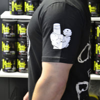 Chaos Muscle Tee - Supps Is Life - 5