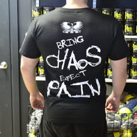 Chaos Muscle Tee - Supps Is Life - 6