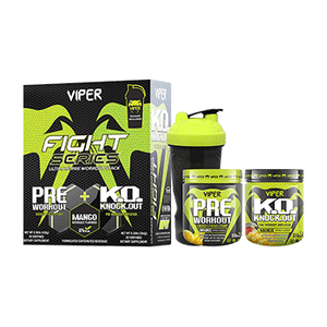 VIPER FIGHT SERIES PRE-WORKOUT STACK