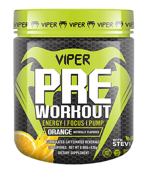Viper Nutrition Pre Workout