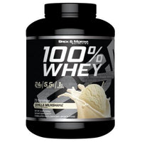 Brick and Mortar 100% Whey Protein Powder