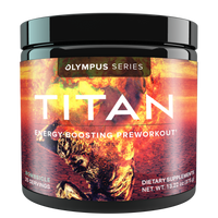 Chaos and Pain Titan Pre Workout