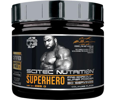 Scitec Nutrition Super Hero