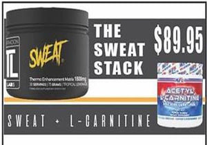 Typhoon Labs + APS Nutrition Sweat Stack