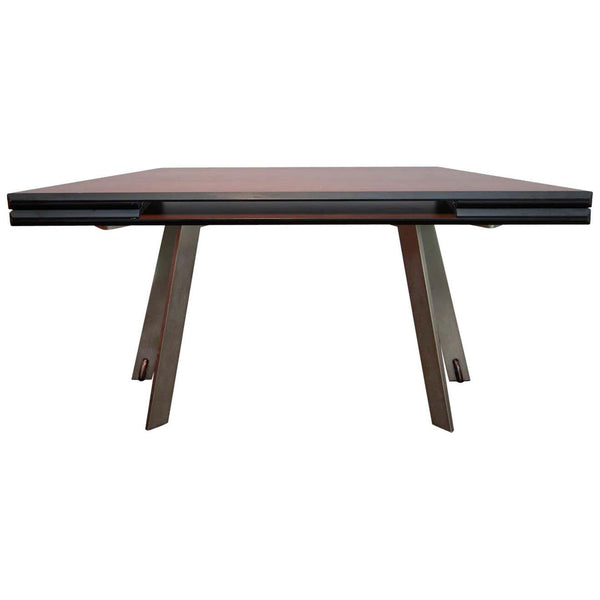 Italian Metamorphic Console Dining Table