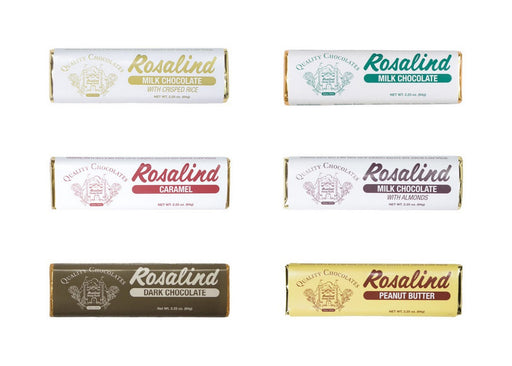 Bar Sampler Gift Box - Rosalind Candy Castle