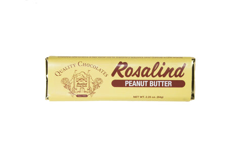Chocolate Bar - Peanut Butter - Rosalind Candy Castle