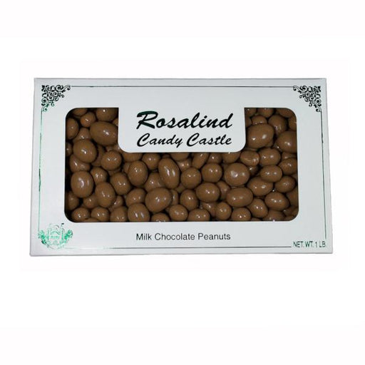Chocolate Covered Peanuts - Rosalind Candy Castle