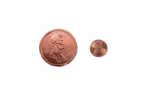 Foiled Large Penny