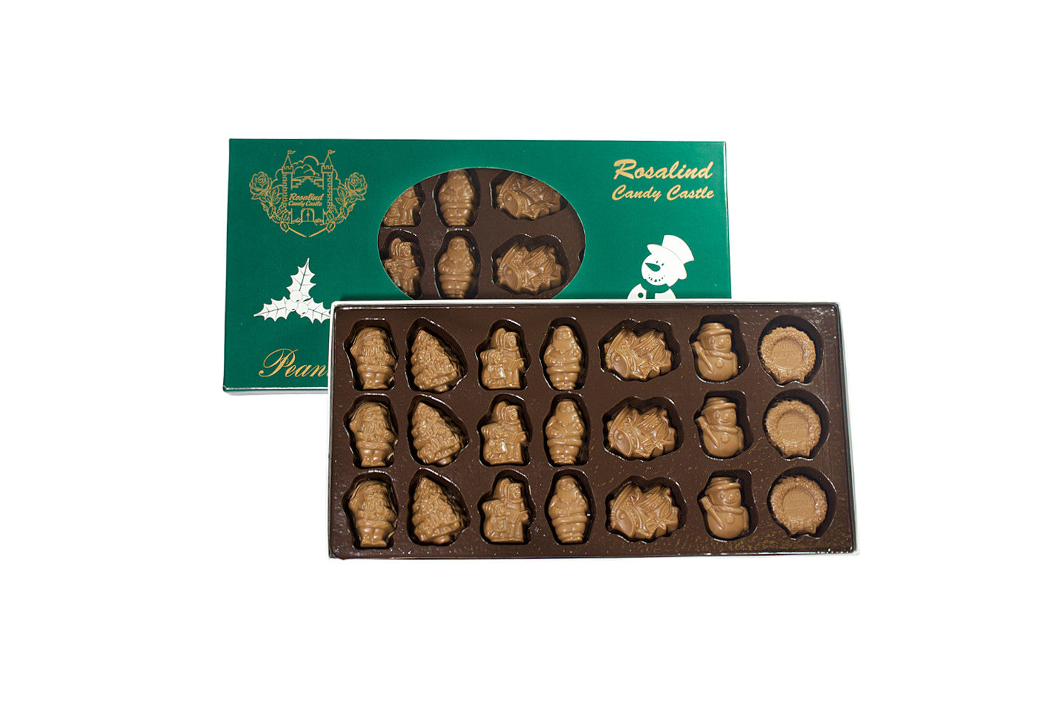 Peanut Butter Christmas Novelties