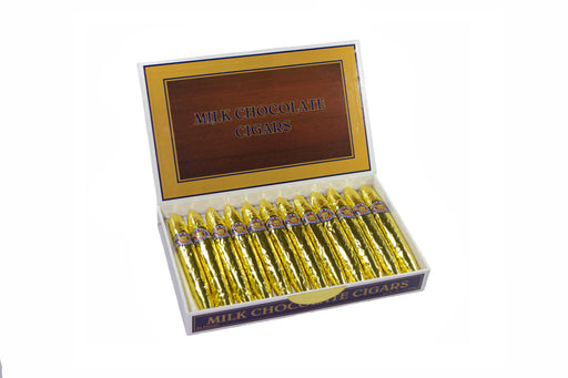 Chocolate Cigar Case - Rosalind Candy Castle