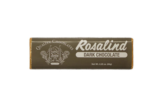 Chocolate Bar - Dark Chocolate - Rosalind Candy Castle
