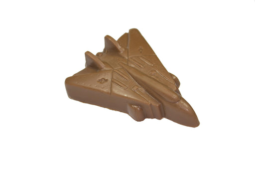 Solid Chocolate Jet Fighter - Rosalind Candy Castle
