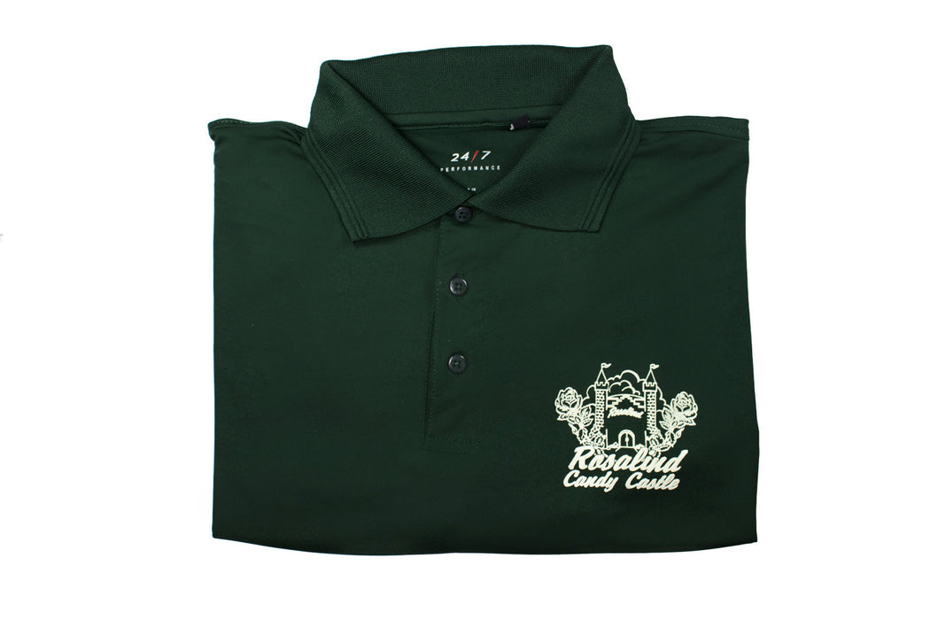 Golf Shirt - Rosalind Candy Castle