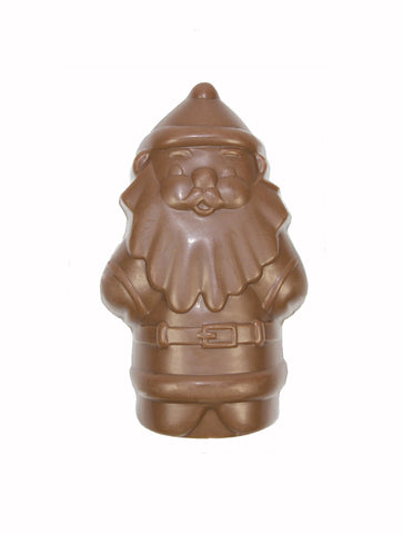 Peanut Butter Filled Santa - Rosalind Candy Castle