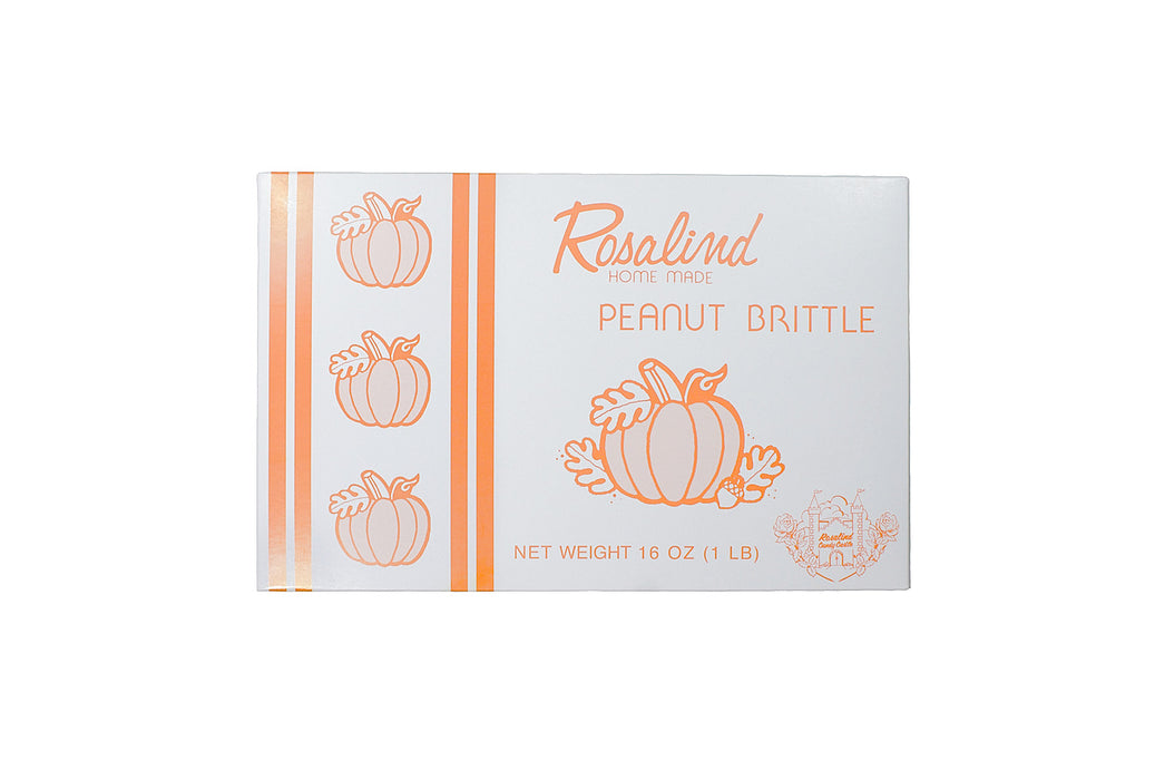 Peanut Brittle - Rosalind Candy Castle