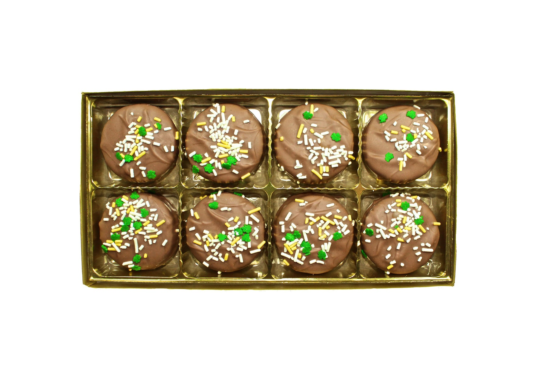 St Patrick Day Chocolate Covered OREO ® Cookies