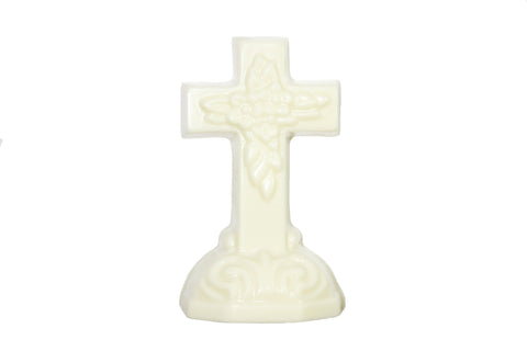 White Chocolate Cross - Rosalind Candy Castle