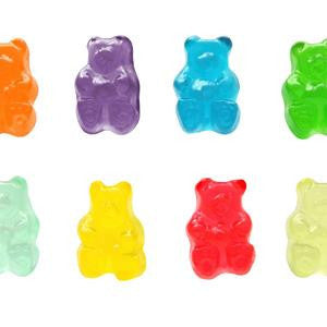 1lb Bag of Gummi Bears