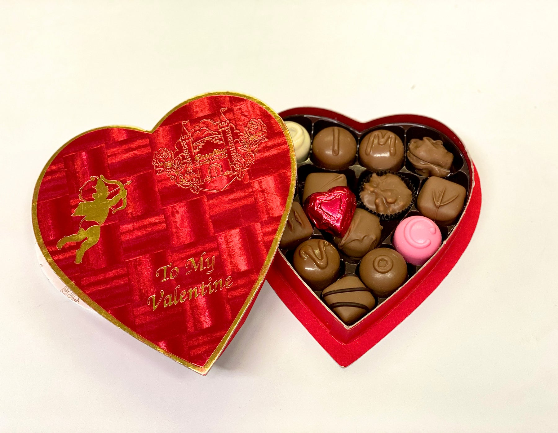 8oz Cupid Heart Assortment