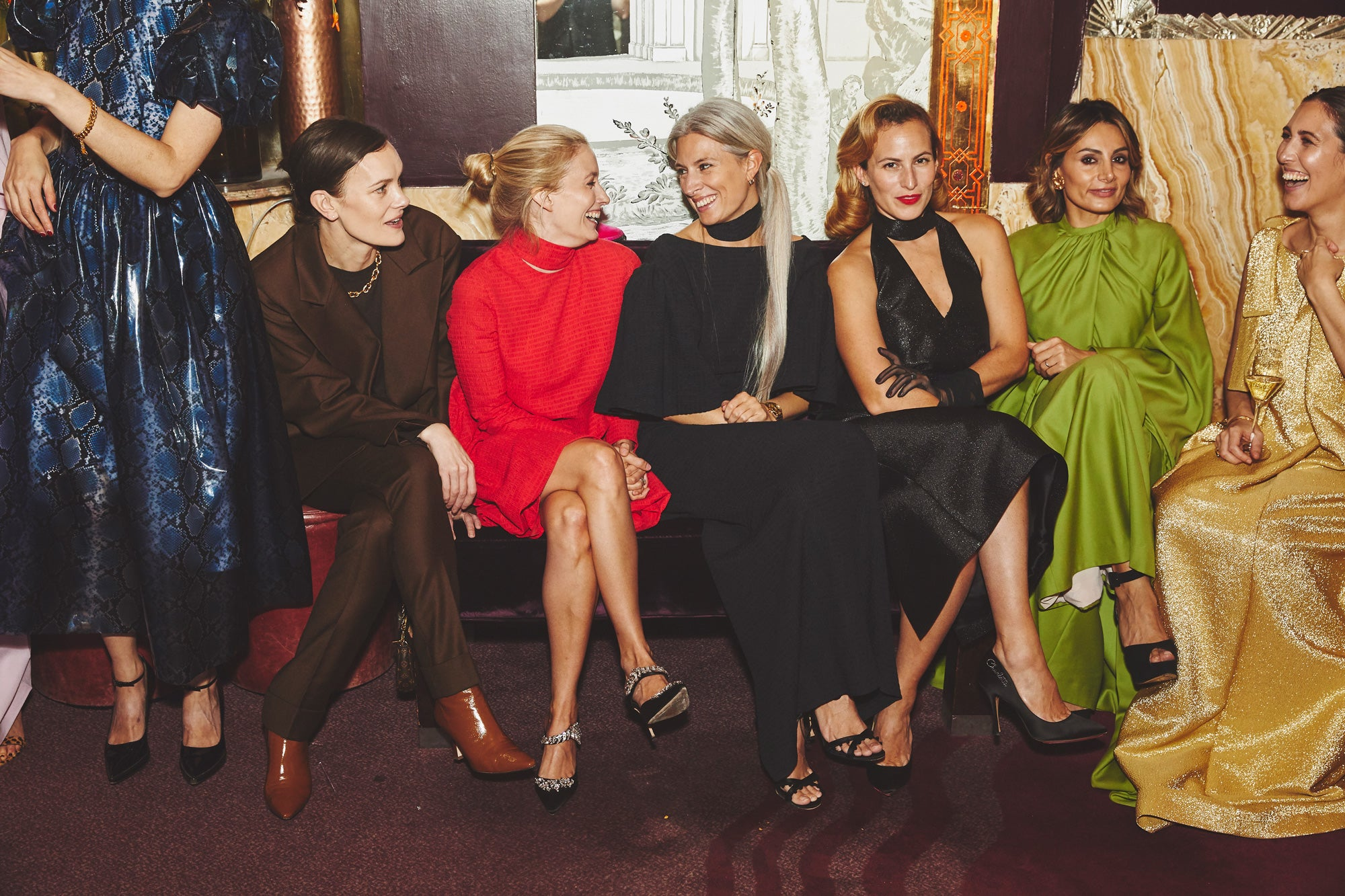 An Evening at Claridges with Emilia Wickstead