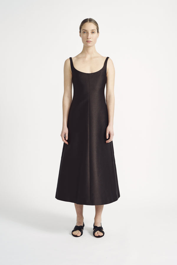Ashlee Brown Verano Dress - Emilia Wickstead