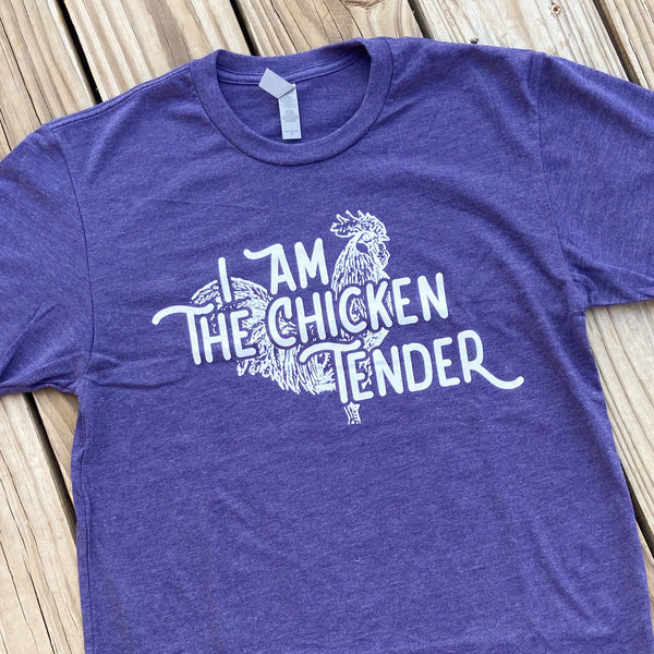I am the chicken tender