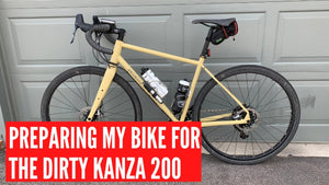 Dirty Kanza 2020: How To Prepare Your Bike For A 200 Mile Bike Ride (Part 1 of 2)